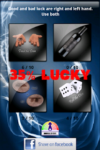 LuckVsDice Measure your Luck- screenshot thumbnail