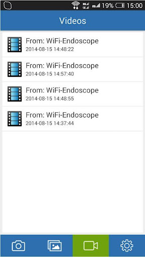 VE 200 WiFi Endoscope
