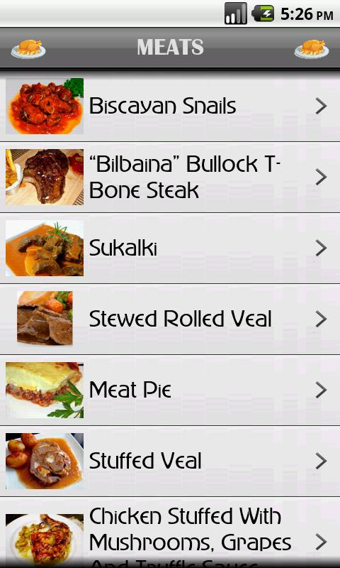 Basque Cooking Lite- screenshot