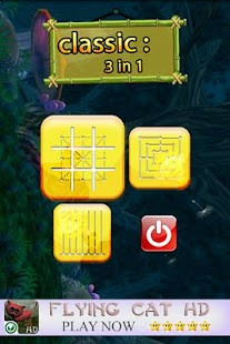 Tic Tac Toe Classic HD 3 in 1 - screenshot thumbnail