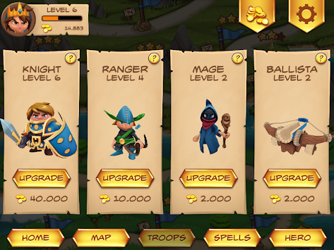 Royal Revolt! APK screenshot thumbnail 11