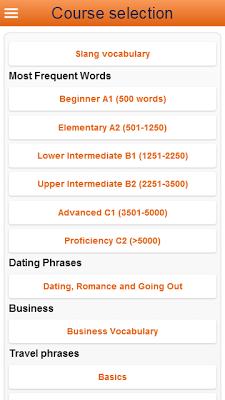 Learn Ukrainian Words Free - screenshot
