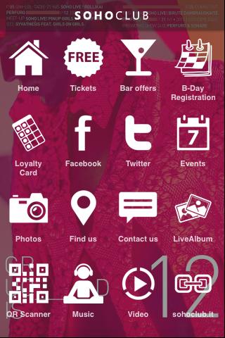 【免費娛樂App】SOHO CLUB-APP點子