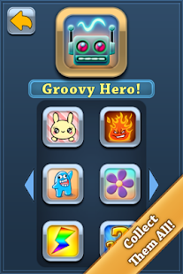 Groovy Hero - Rhythm Game- screenshot thumbnail