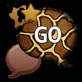 GO SMS - Giraffe Passion