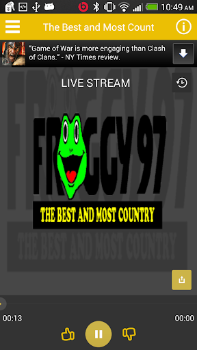 FROGGY 97