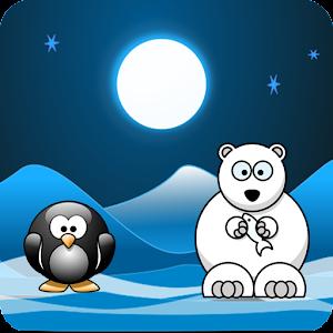 Penguins vs Polar Bears
