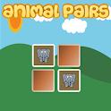 Animal Match Pairs