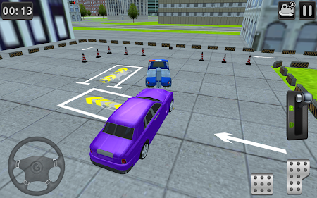 3D Tow Truck Parking Simulator 2.1 screenshot 132357