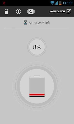 BatteryCurrents Battery Widget