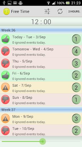 【免費生產應用App】Free Time-APP點子