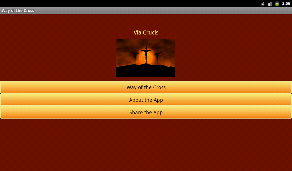 Way of the Cross- screenshot
