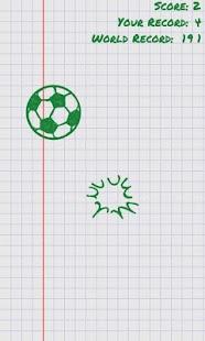 Juggle the Doodle- screenshot thumbnail