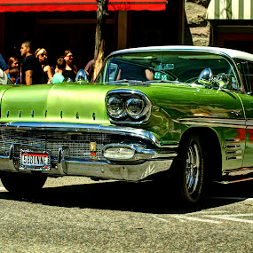 Lime by Gary Winterholler - Transportation Automobiles (  )