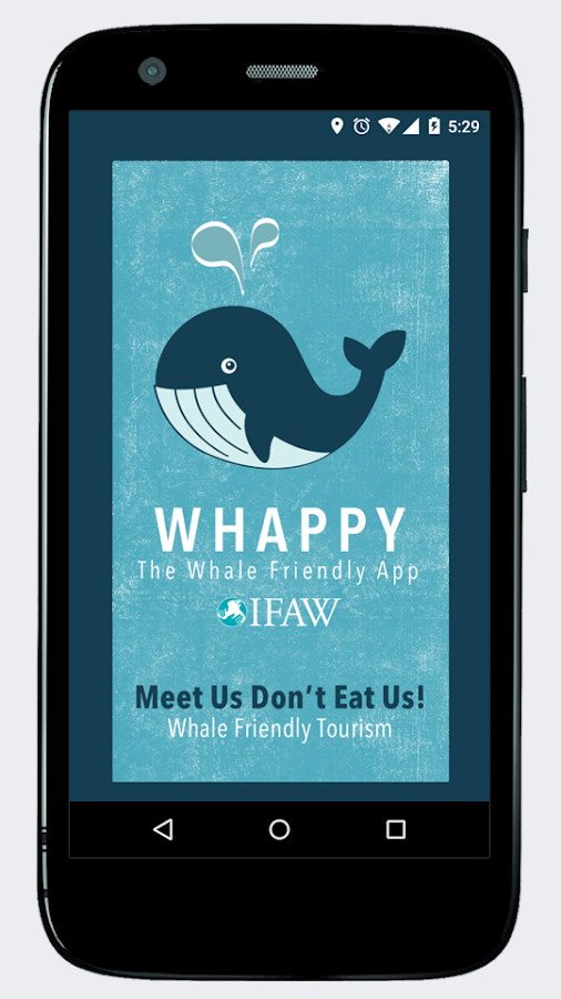 Whappy- screenshot