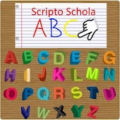 Scripto Schola - Write the ABC