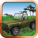 4x4 Safari Race : Poacher Hunt icon