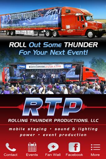 Semi Truck Stage App