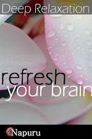 Screenshot of Refresh Your Brain Relaxation