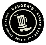 Logo for Banger's Sausage House & Beer Garden