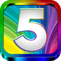 5 Colors icon