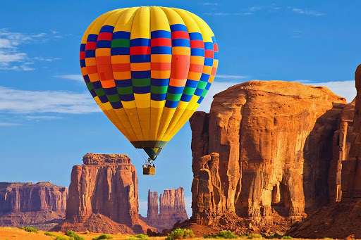 Hot air balloon HD wallpaper