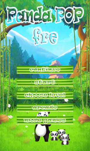 Bubble Panda POP Games