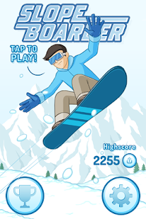 Slope Boarder- screenshot thumbnail