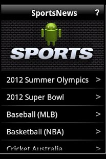 All Sports News - FREE - screenshot thumbnail