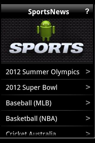 All Sports News - FREE - screenshot