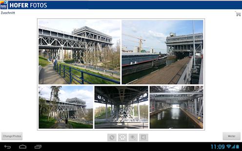 Hofer Fotos - Android 4 - screenshot thumbnail