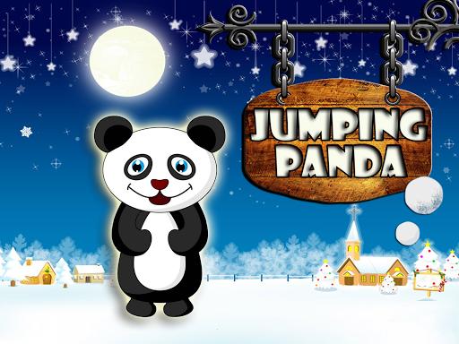 Jumping Panda Run
