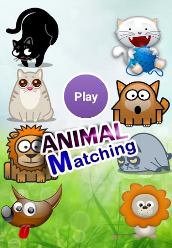 Animal Games for Kids Matching