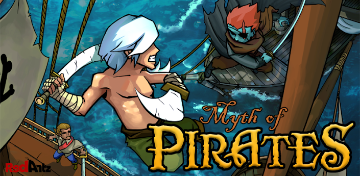 DESCARGA: Myth Of Pirates v1.0.1 (Dinero ilimitado) Mod UP