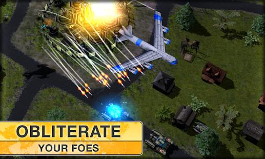 Modern Command Screenshot 2