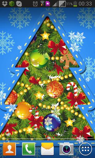 Parallax Wallpaper: Christmas