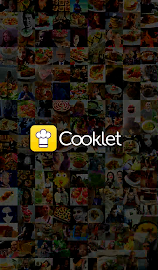Cooklet Recipes Screenshot 1