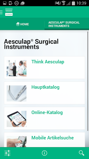 Aesculap® Surgical Instruments