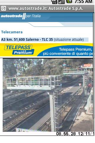 AutostradeItaliane - screenshot