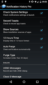 Notification History Pro v1.9.7 (Patched)