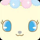 ジュエルペット公式ライブ壁紙☆サフィー☆