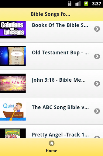 Bible Kids Songs