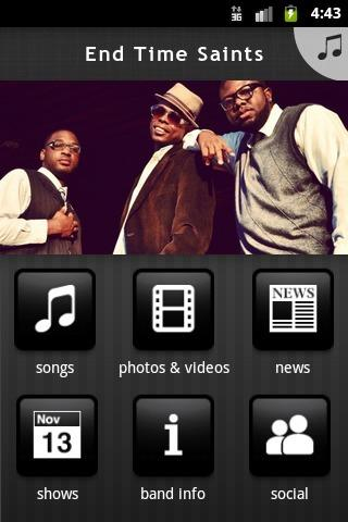 End Time Saints Mobile App