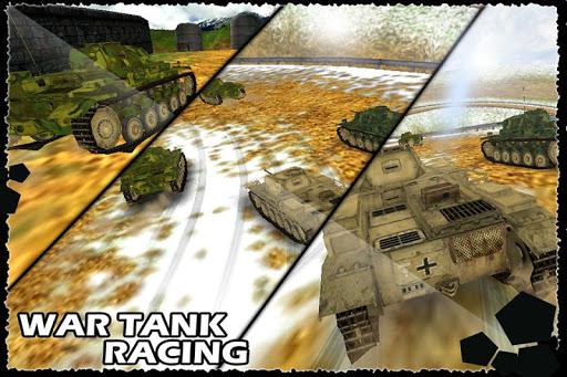 War Tank Racing