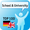 100 School & University Keywor logo