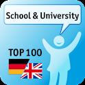 100 School & University Keywor logo