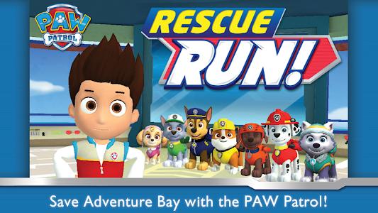 PAW Patrol: Rescue Run HD v2.0.0