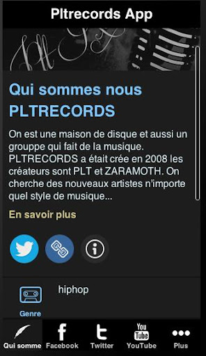 Pltrecords Officiel