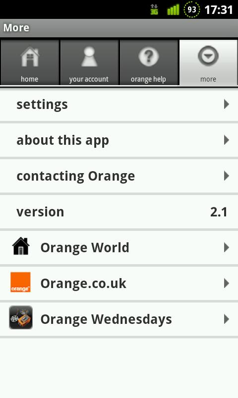 Your Orange- screenshot