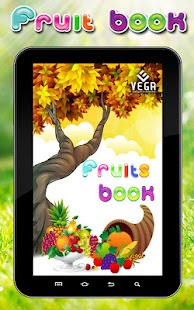 Fruits book- screenshot thumbnail
